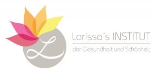 Larissas Institut der Gesundheit und Schönheit Logo
